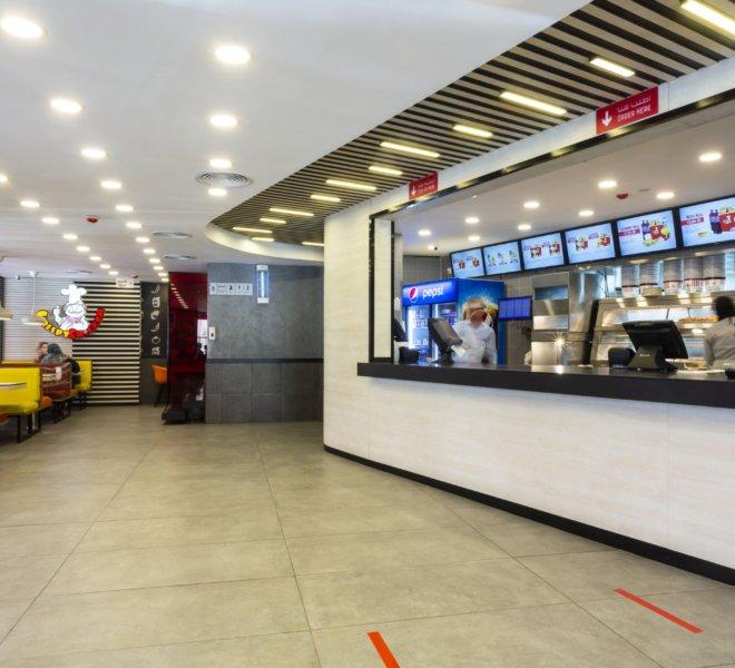 Crispy Chicken Marj al Hamam Branch (13)